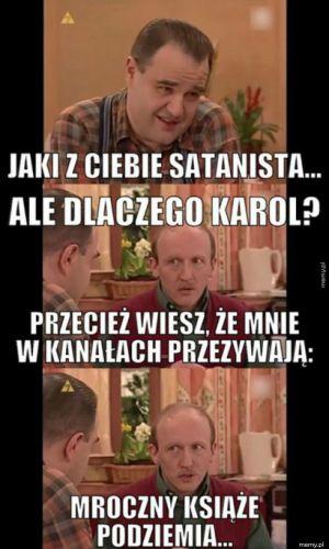 Mroczny Tadeusz