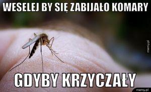 Komary.