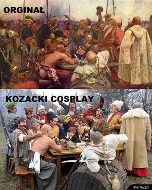 Kozacki cosplay