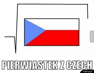 Pierwiastek z Czech