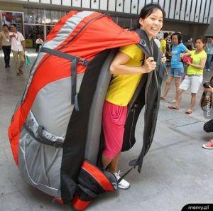 Gdy Twoja kobieta pakuje się na wyjazd