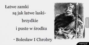 Złota myśl Bolesława