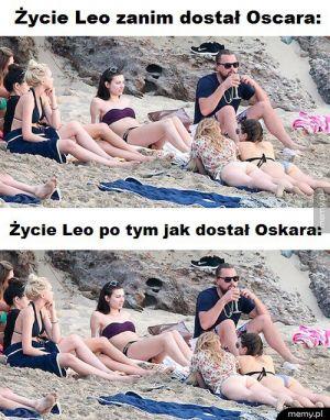 Życie Leo
