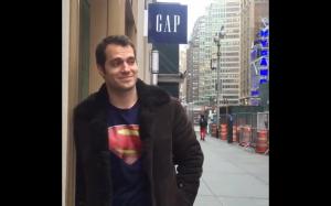 Nikt nie rozpoznał Supermana?