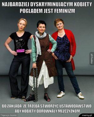 Dyskryminacja kobiet