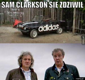 Sam Clarkson się zdziwił.