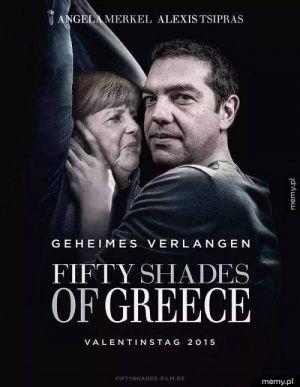 50 twarzy Grecji.