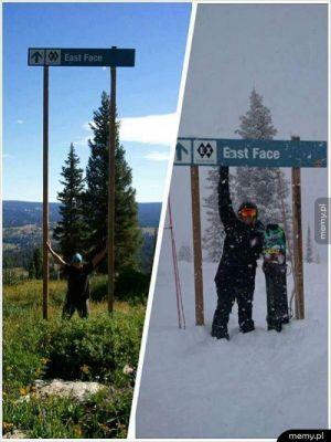 Lato vs Zima