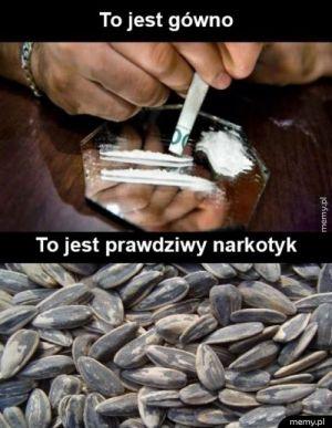 Prawdziwy narkotyk