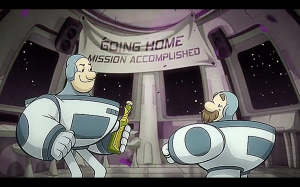 Impreza w kosmosie