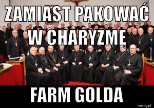 Granie priestem