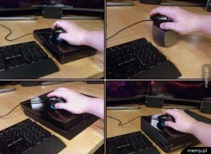 Ta się gra na konsoli