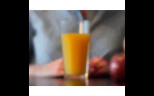 Napij się soku pomarańczowego