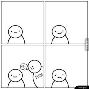 Kiedy myślisz, że możesz być szczęśliwy