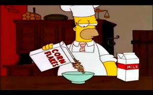 Kiedy próbuję gotować