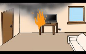 Wyjście pożarowe