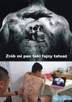 Mistrz tatuażu