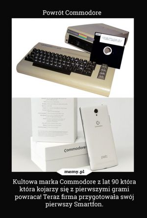 Powrót Commodore