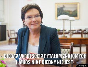 Bieda? W Polsce!?