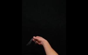 Nóż motylkowy