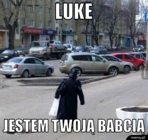 Darth babcia