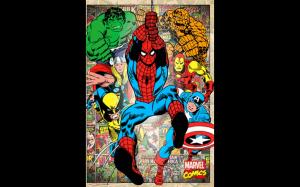 Marvel!