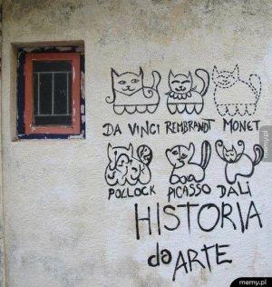 Krótka historia Street Artu!