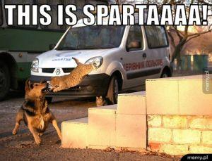 Spartaaaa!