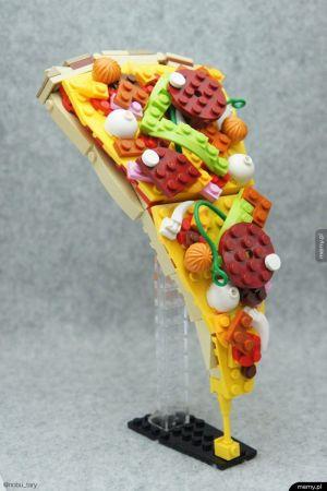Pizza lego
