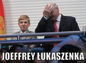 Joeffrey Łukaszenka.
