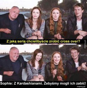 Sansa śmieszek
