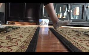 Kiedy podłoga jest lawą