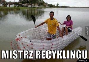 Mistrz recyklingu