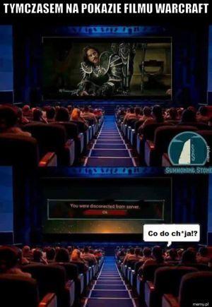 Pokaz filmu