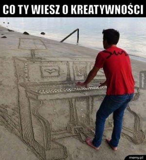 Muzyka na plaży