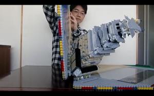 Azjatyckie Lego