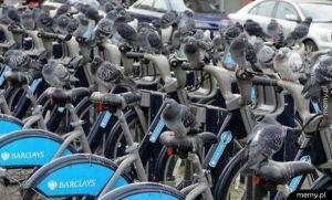 Wypożyczenie roweru w Londynie jest trudne