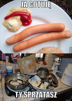 Ja gotuję
