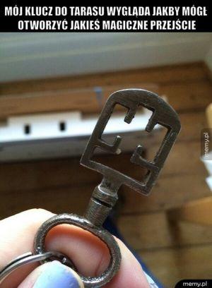 Magiczny klucz