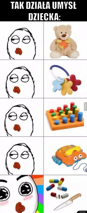 Umysł dziecka: