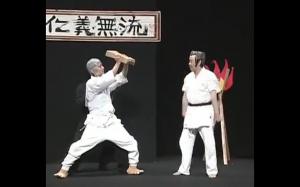Mistrz karate