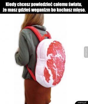 Plecaczek mięsożercy