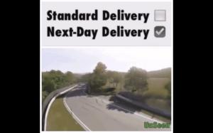 Ekspresowa dostawa