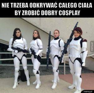 Cosplayerki