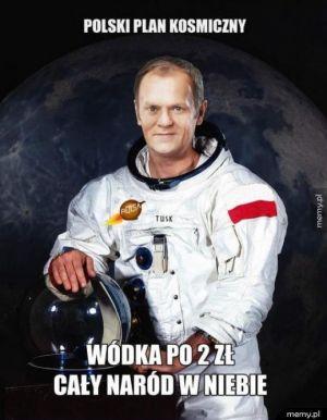 Polski plan kosmiczny