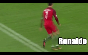 Ronaldo spotyka Pazdana