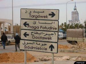 Polska po przyjęciu islamskich imigrantów