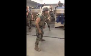 Zabawy marines