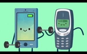 Smartphone vs nokia