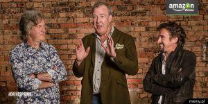 Jeremy Clarkson poinformował przez Twittera, że całe trio podpisało kontrakt z Amazonem.